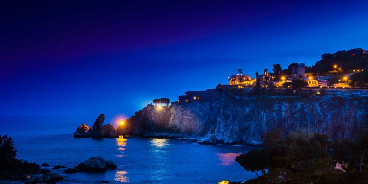 Giardini naxos in sicilia dove sono le spiagge pi belle - B b giardini naxos sul mare ...