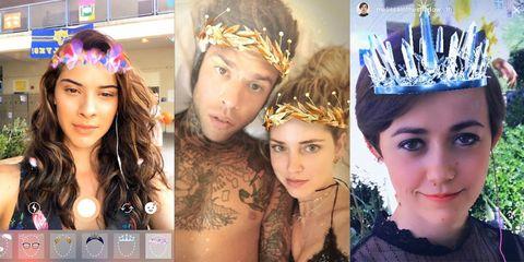 instagram nuovi filtri