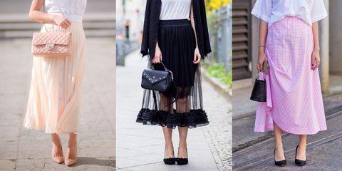 big sale 7b192 8f044 10 regole per indossare le gonne lunghe senza sbagliare ...