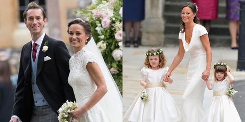 Matrimonio Pippa Middleton : Pippa middleton per le sue nozze ha riciclato qualcosa dal matrimonio