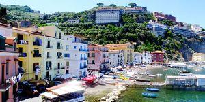 Sorrento e Costera Amalfitana
