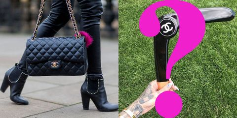 e4283a89f1 Meglio una borsa o il nuovo accessorio di Chanel?