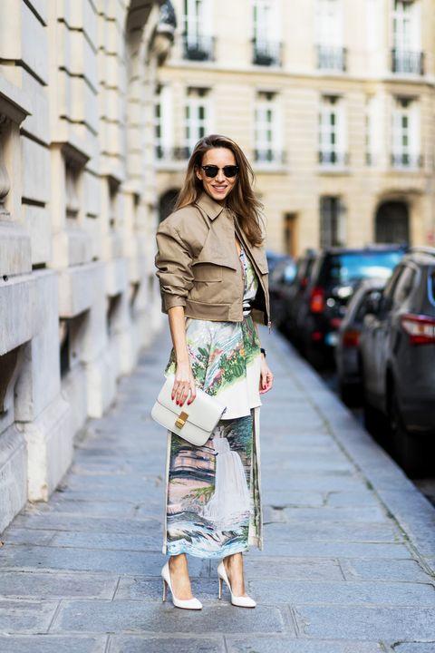 big sale 23d91 29ae2 10 regole per indossare le gonne lunghe senza sbagliare ...