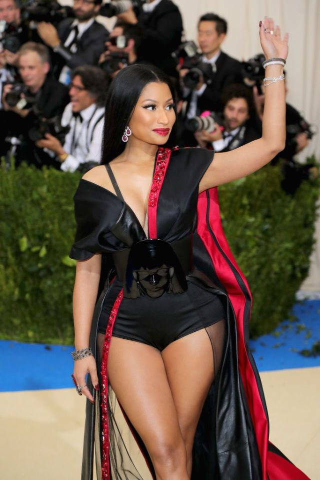Nicky Minaj sesso video