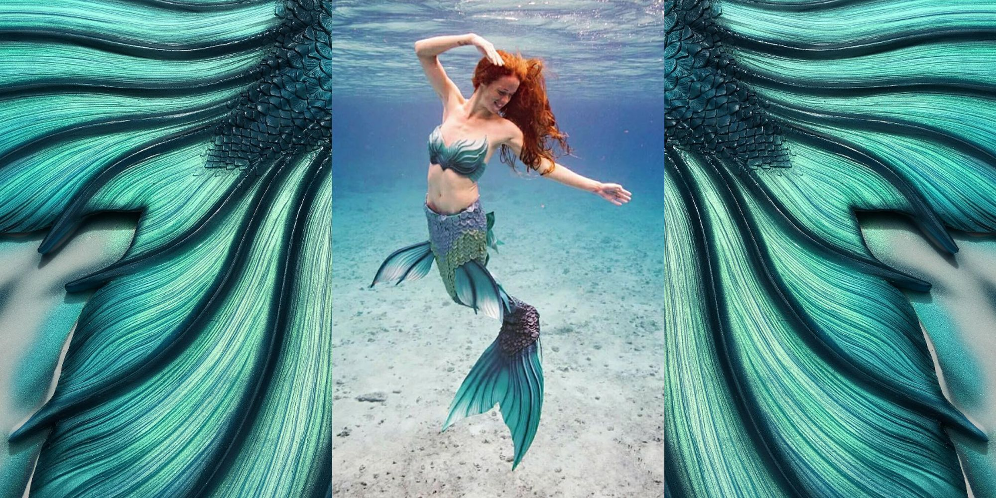 acquista l'originale elegante e grazioso sito affidabile Questa coda da sirena è come quella vera, cosa aspetti a ...