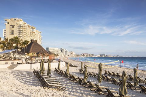 Resort, Cancun, Quintana Roo, Mexico