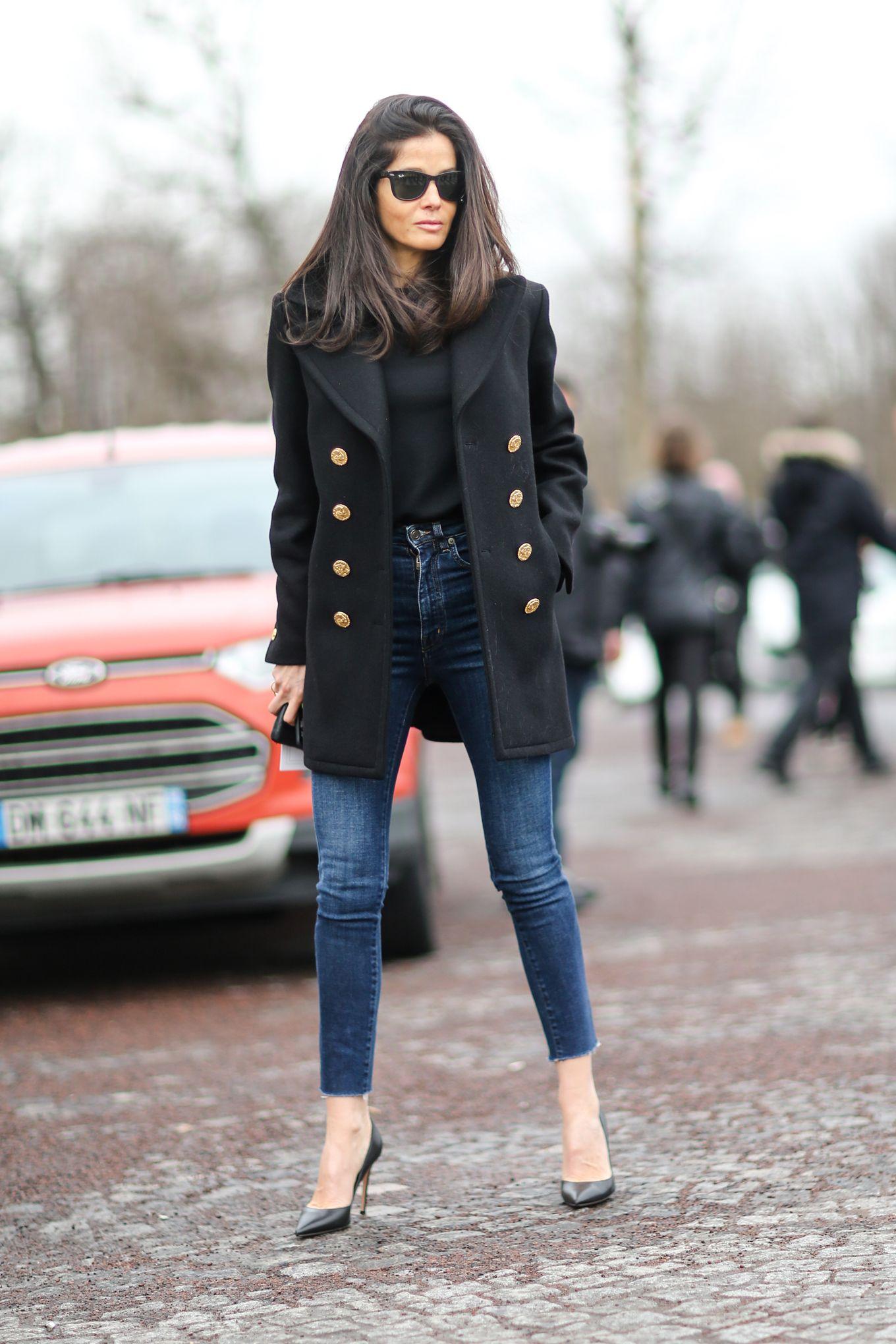 I jeans skinny meglio a vita bassa o a vita alta? Ecco tanti outfit e look