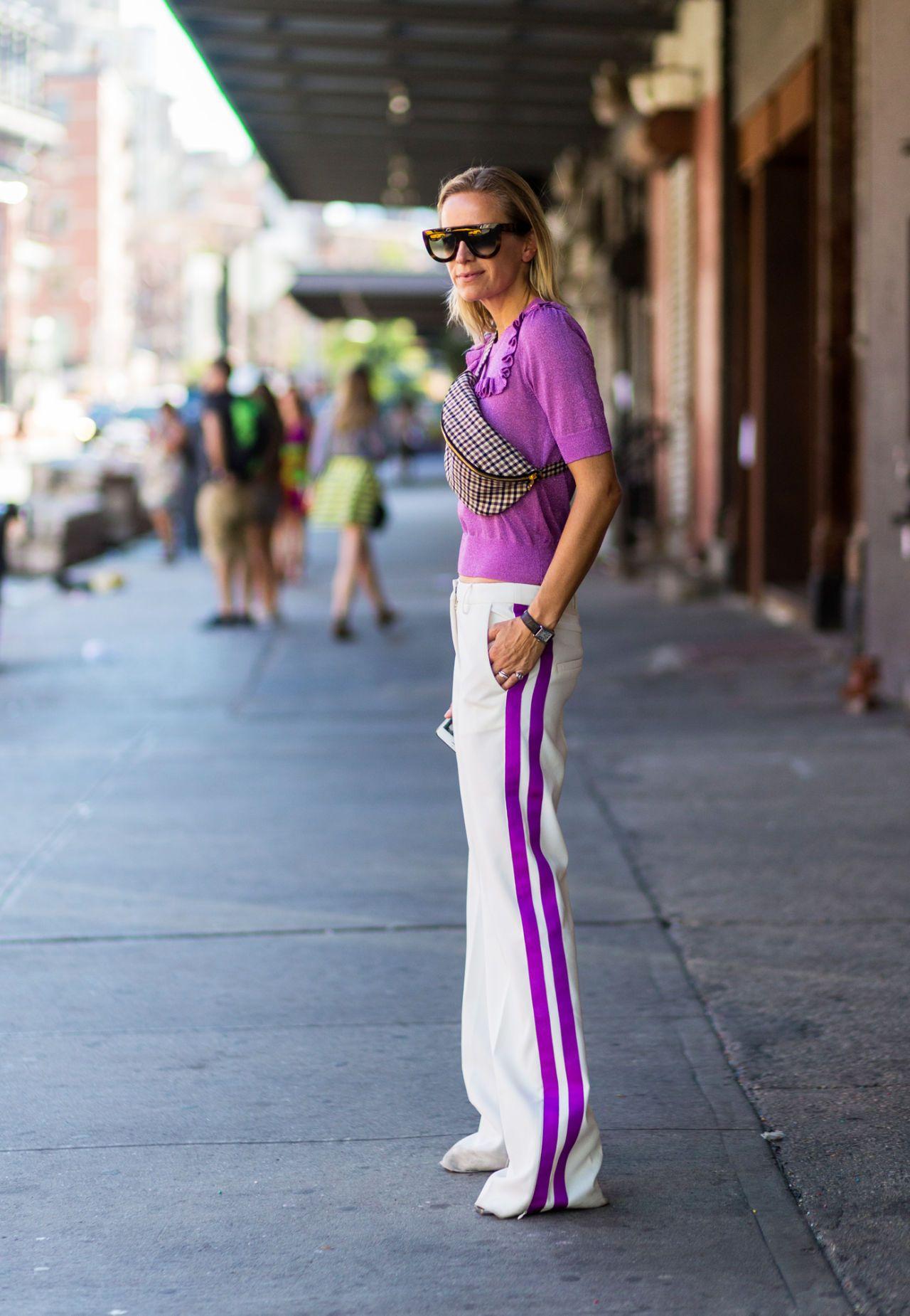 9 abbinamenti sporty chic (+ 1) da fare con i pantaloni