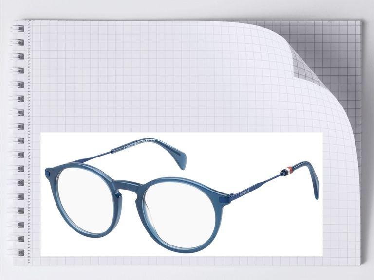 Occhiali tondi grandi da vista 15 tendenze moda autunno 2017 for Occhiali tondi da vista vintage
