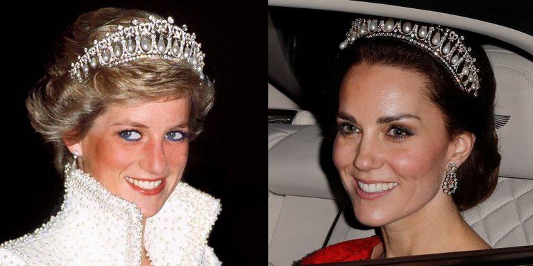 La tiara dei nodi d 39 amore il gioiello preferito di lady for Quanto costa la corona della regina elisabetta