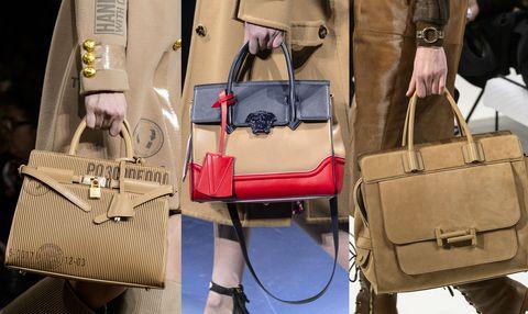 3d2b9786b6 Le tendenze moda per le borse del prossimo autunno inverno 2017-2018 sono  tantissime: