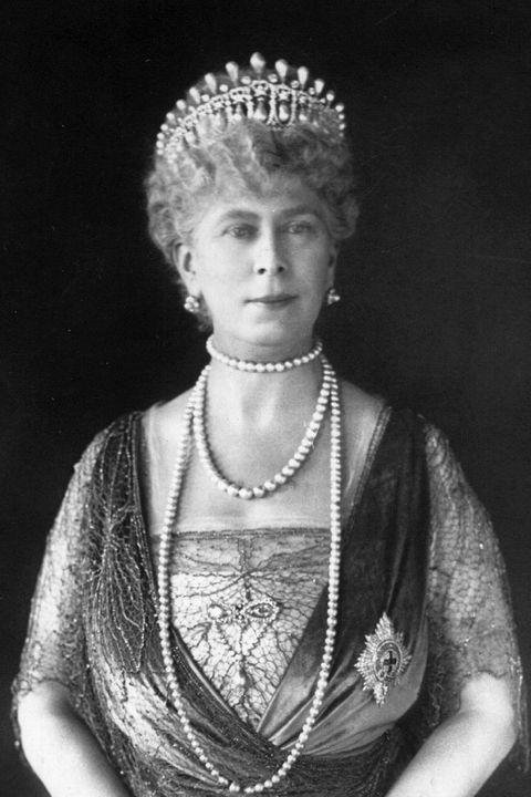 tiara dei nodi d'amore di Cambridge di Lady D