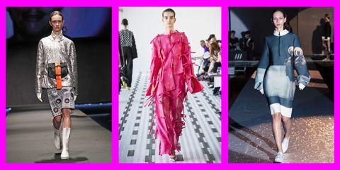 Sogni di diventare stilista di moda? Guarda le sfilate di fine corso delle scuole di moda più importanti per decidere definitivamente che questa è la strada giusta per te.