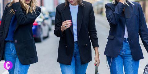 outlet store c7fb0 b5807 Scegli il blazer maschile tra le giacche donna come rientro ...
