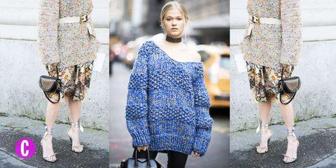 differently 98c82 c8860 Maglioni: 9 tendenze moda inverno 2018