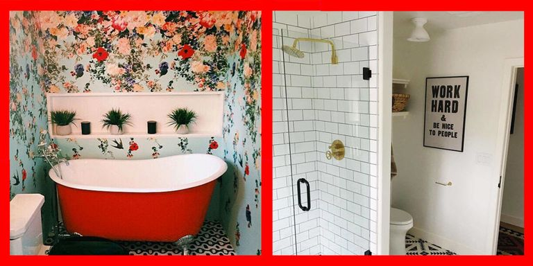 22 idee per arredare trasformare il tuo bagno e renderlo un posto ... - Idee Per Arredare Il Bagno