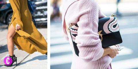 the best attitude 5d85b ad075 6 modi davvero cool per indossare i maglioni lunghi donna ...