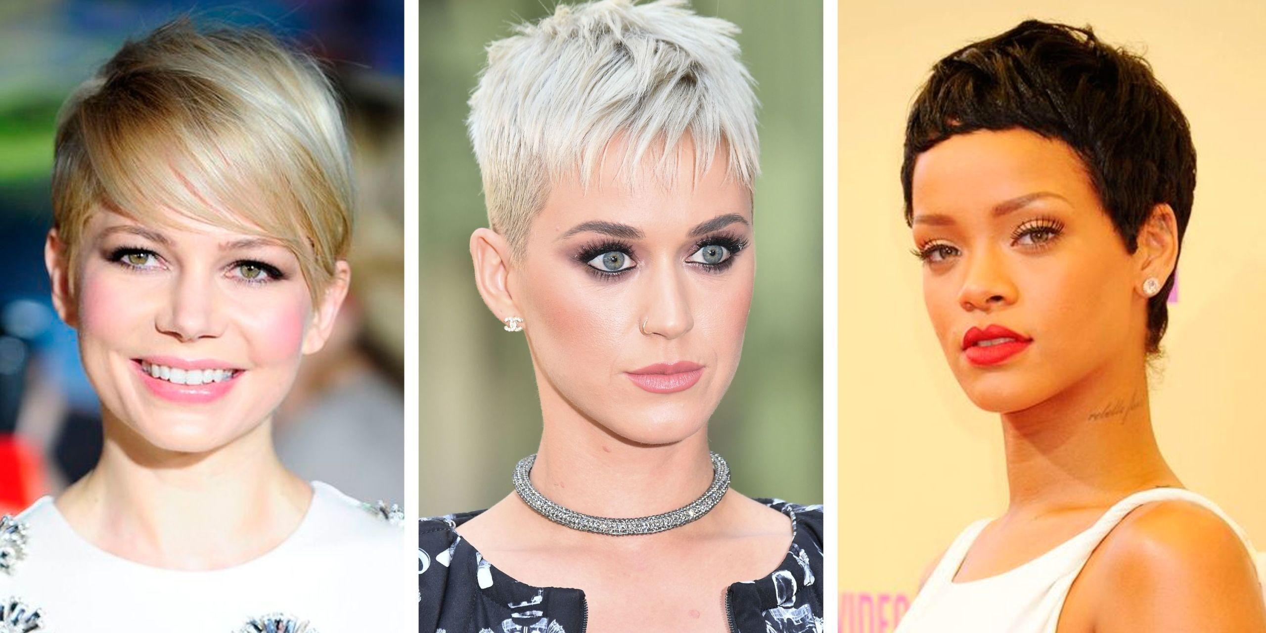 Tagli capelli delle star 2018