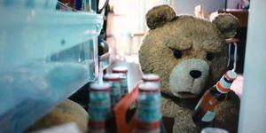 Una scena del film Ted