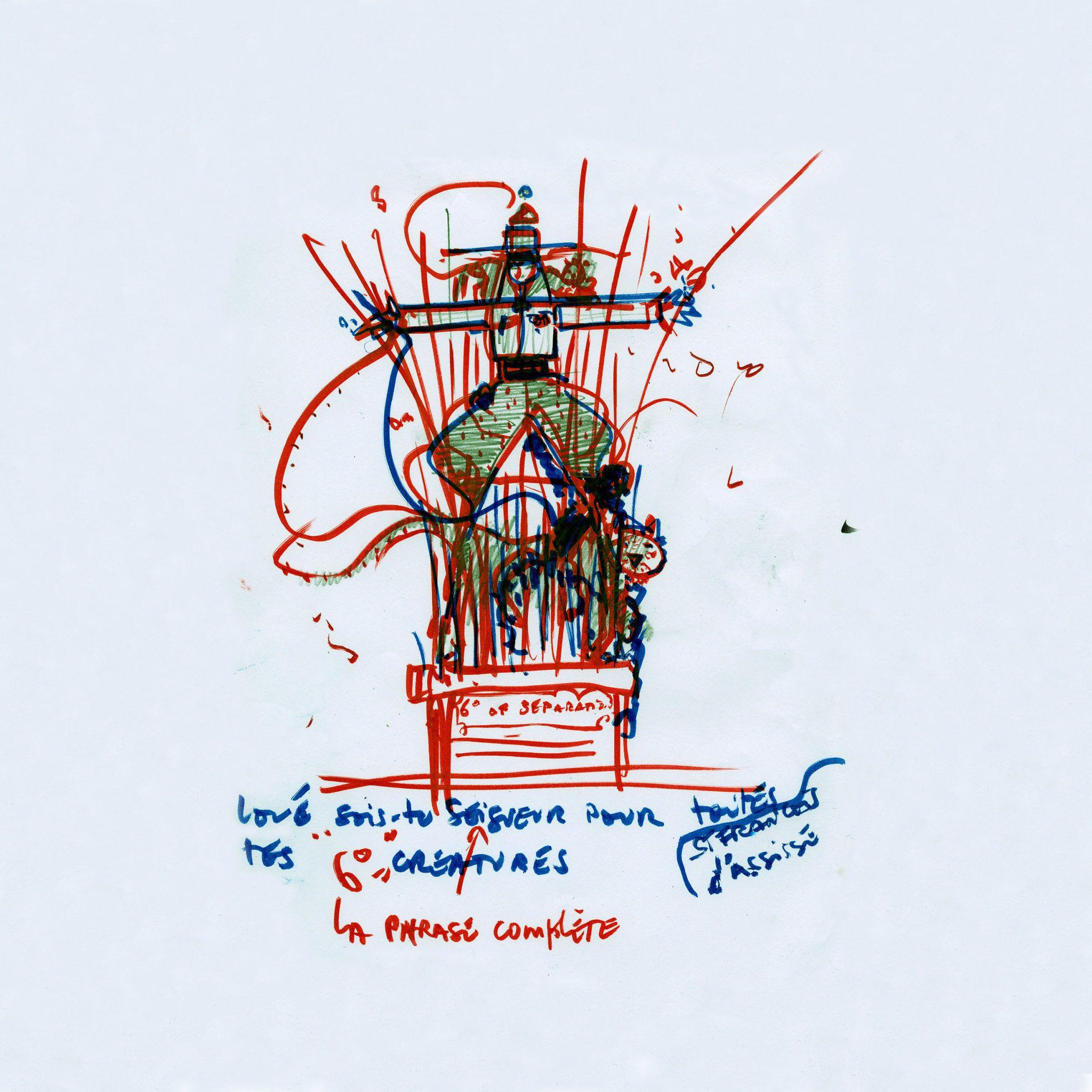 Paul L'artista Goude Jean Artistico Francese Di Desigual Direttore EqqfaWn7c1