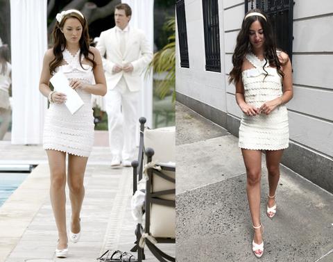 White, Clothing, Photograph, Street fashion, Footwear, Fashion, Dress, Pink, Shoe, Shoulder,