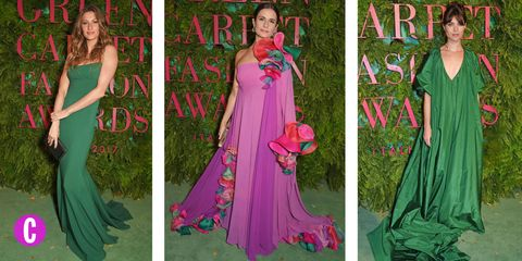 Sul red carpet dei Green Carpet Challenge Fashion Awards al Teatro alla Scala di Milano hanno sfilato le stelle del fashion world in onore di una moda etica, consapevole e super glamour: grazie al lavoro della sua madrina, Livia Firth.