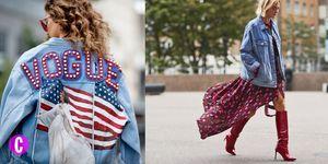 Il giubbotto di jeans è un capo davvero imprescindibile nei tuoi abbinamenti moda: sfrutta l'autunno con nuovi look facilissimi per esaltare al massimo il tuo guardaroba.