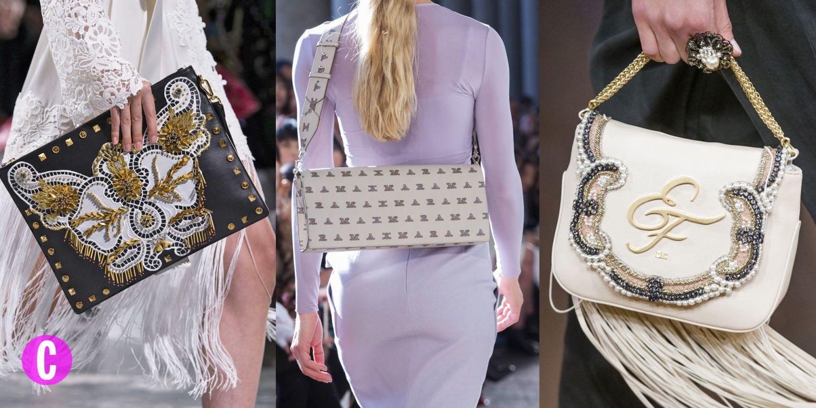 Le borse di moda primavera estate 2018 saranno le tue