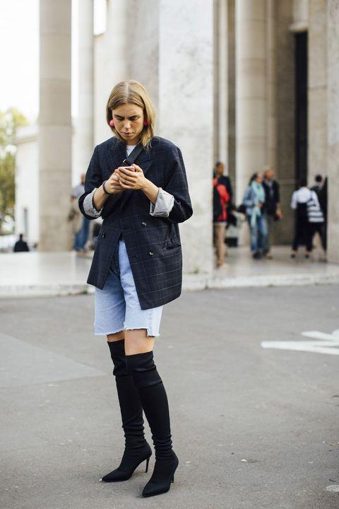 check-out d75e9 b843e Stivali donna, come abbinarli: 15 outfit moda inverno 2018