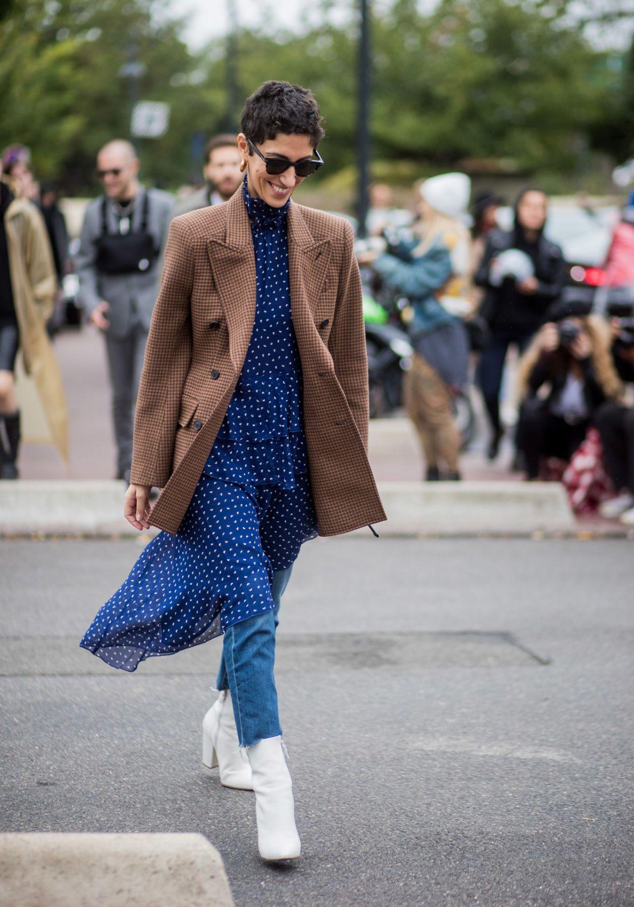 Stivali donna, come abbinarli: 15 outfit moda inverno 2018
