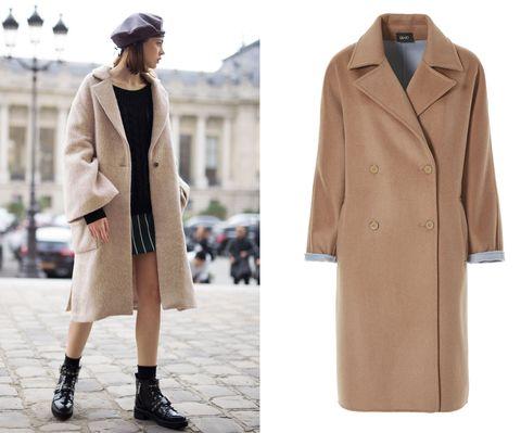 premium selection c2684 d4b80 8 modelli di moda per il cappotto cammello da indossare 7 ...