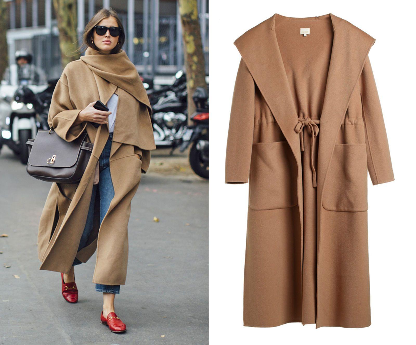 Come abbinare il cappotto cammello, i look più fashion ...
