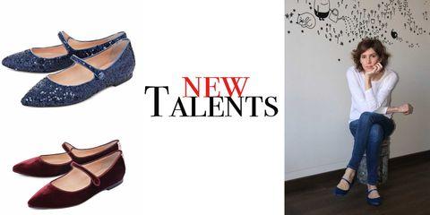 Footwear, Clothing, Shoe, Jeans, Font, Denim, Ballet flat, Sandal, Fashion accessory, Style,