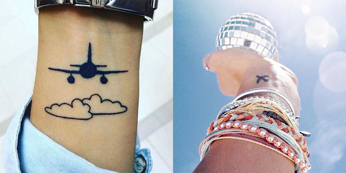 È questo il tatuaggio che devi fare se sei appassionata di viaggi