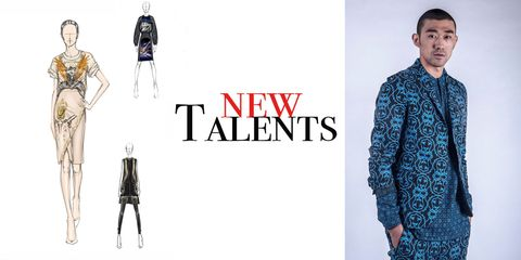 Clothing, Fashion, Fashion design, Suit, Outerwear, Denim, Formal wear, Font, Sleeve, Fashion illustration,