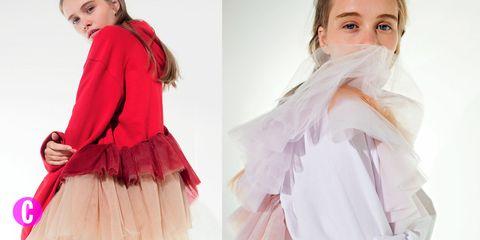 Vestirsi Gina significa essere cool, sperimentare, dove nulla è mai come sembra: sono i mantra di Federica Gualandi, designer del brand streetwear couture Gina Gorgeous.