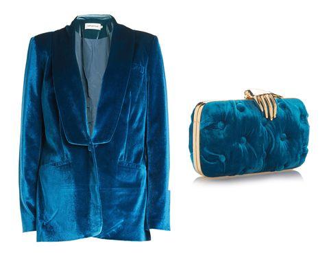 Se sei alla ricerca di un effetto wow: gli abbinamenti in pendant con le borse sono facilissimi, con il colore e il materiale simile.