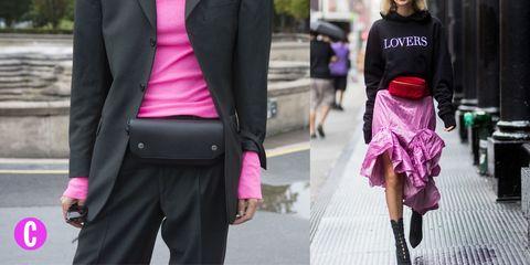 miglior servizio vasta selezione ben noto 8 abbinamenti con cui indossare il marsupio, la borsa cintura trendy