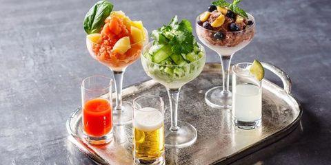ストリングスホテル東京インターコンチネンタルのレストラン&バー「ザ・ダイニング ルーム」の「大人のかき氷」