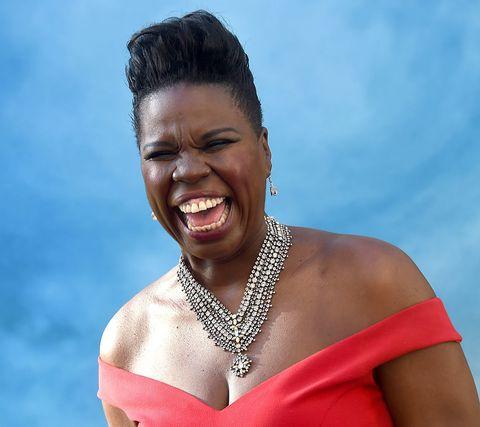 今注目の女優がネットで受けた凄まじい黒人差別 レスリー・ジョーンズ