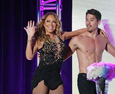 マライア・キャリーの新恋人は、日系ダンサーのブライアン・タナカ!?