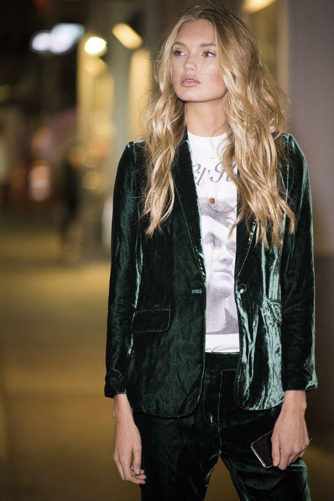 Clothing, Sleeve, Collar, Jacket, Textile, Denim, Outerwear, Style, Street fashion, Pocket,