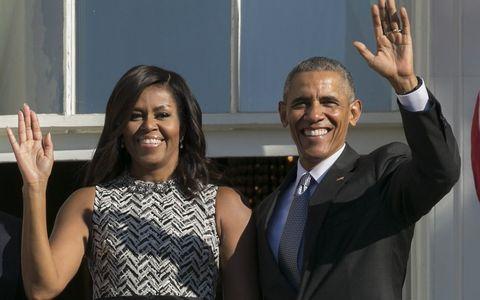 オバマ夫妻、ホワイトハウスから最後のメッセージ