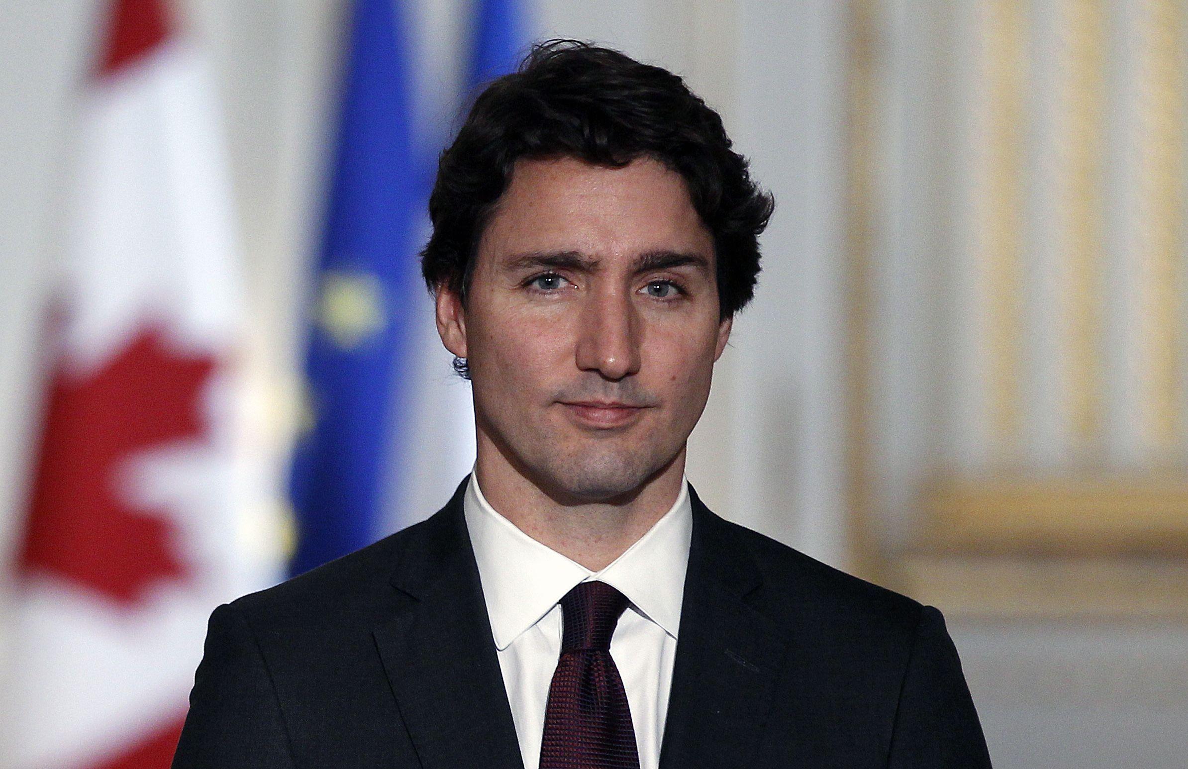 中身までジェントルマン♡女性の活躍を応援するカナダ首相
