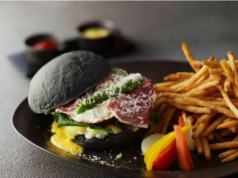 Dish, Food, Cuisine, Ingredient, Junk food, Comfort food, Fast food, Produce, Hamburger, Pastrami,
