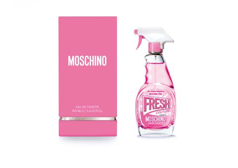 Product, Magenta, Pink, Bottle, Liquid, Logo, Box, Packaging and labeling, Bottle cap, Cosmetics,