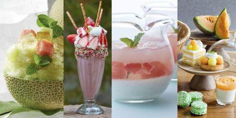 Food, Ingredient, Sweetness, Produce, Dessert, Fruit, Cuisine, Tableware, Garnish, Cocktail garnish,