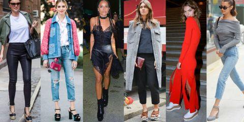 Clothing, Street fashion, Fashion, Fashion model, Footwear, Jeans, Jacket, Shoe, Plimsoll shoe, Outerwear,