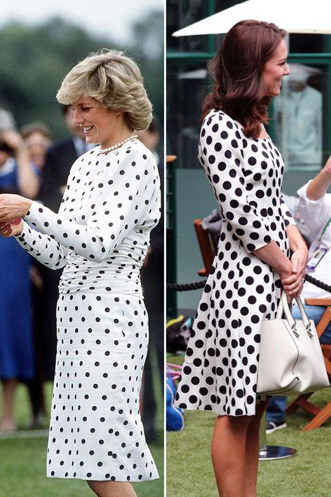 Clothing, Polka dot, Pattern, Dress, Fashion, Design, Sleeve, Street fashion, Outerwear, Black-and-white,