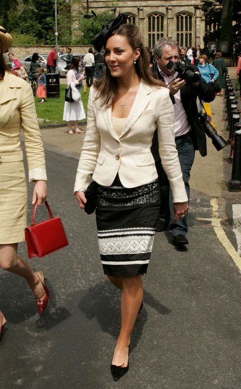 Duchess of Cambridge before marriage